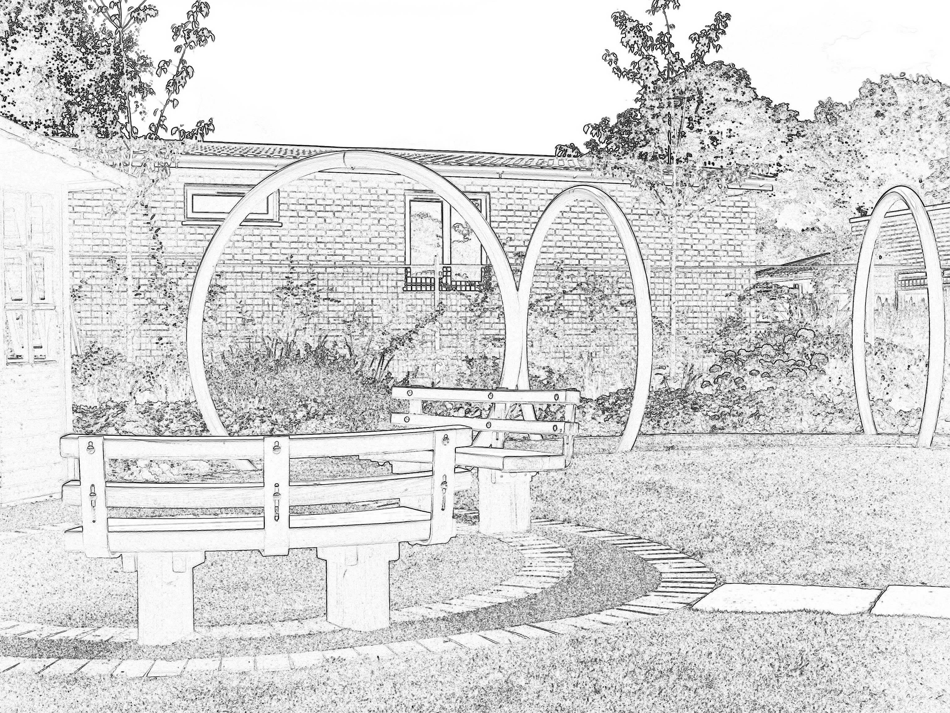 Petrow Harley Landscaping Garden Picture - Pencil Layer